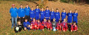 Jugendfussball - D Jugend