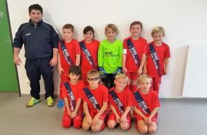 Hallenfußball F-Jugend