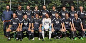 Fußball - zweite Mannschaft