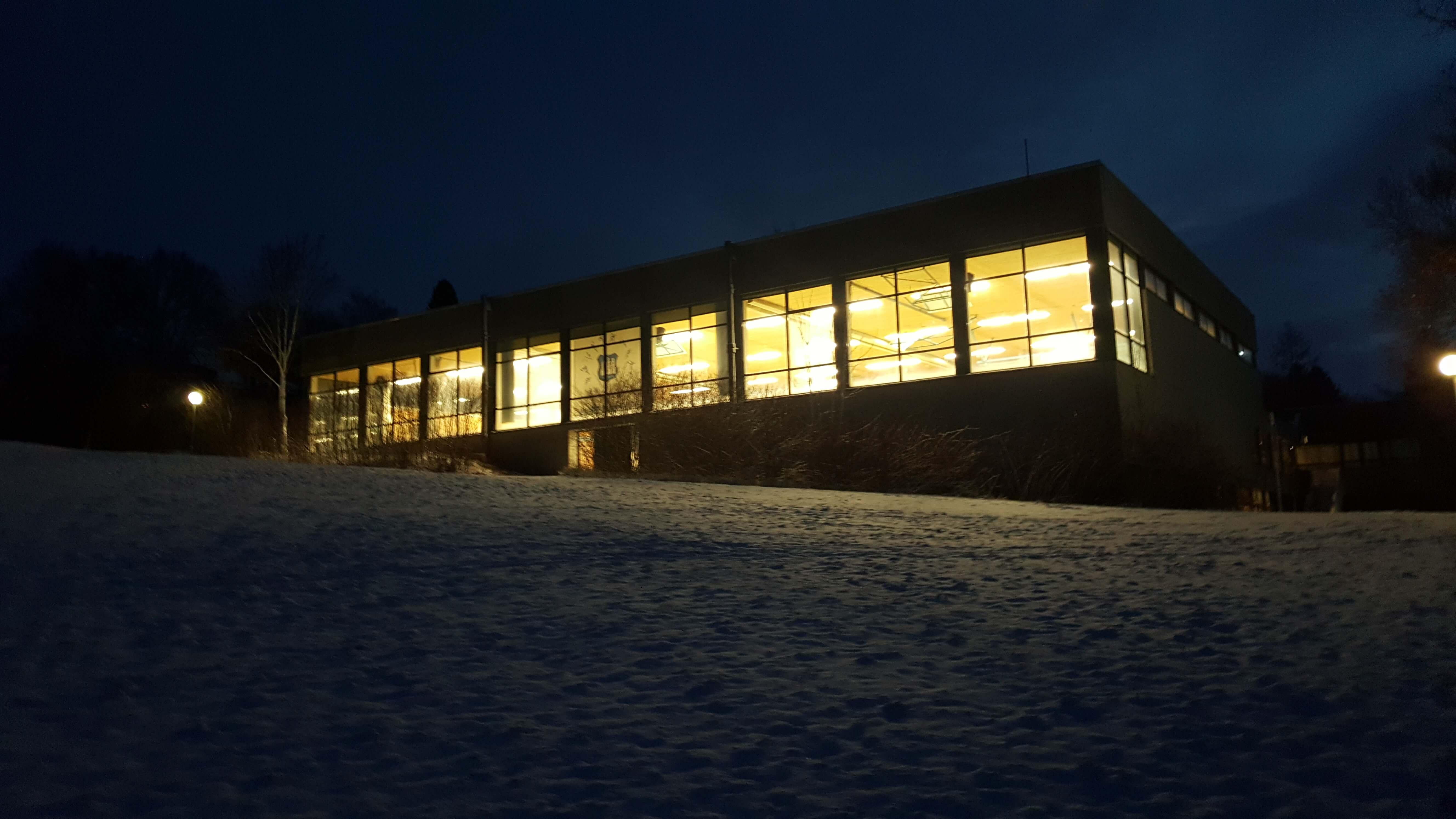 Die Altusrieder Sporthalle war am vergangenen Wochenende Schauplatz des Nikolausturniers.
